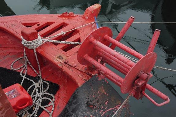 roue du pêcheur-light