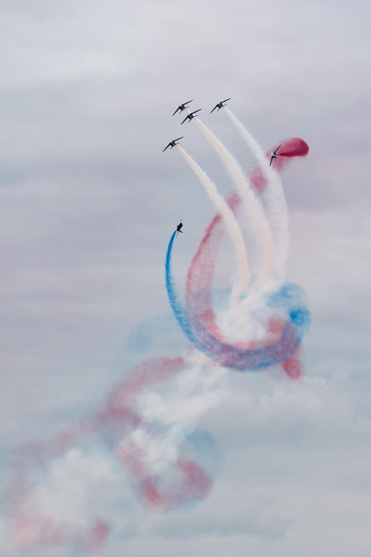 Tourbillon Bleu Blanc Rouge