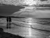 Calais-plage-coucher-soleil-NB