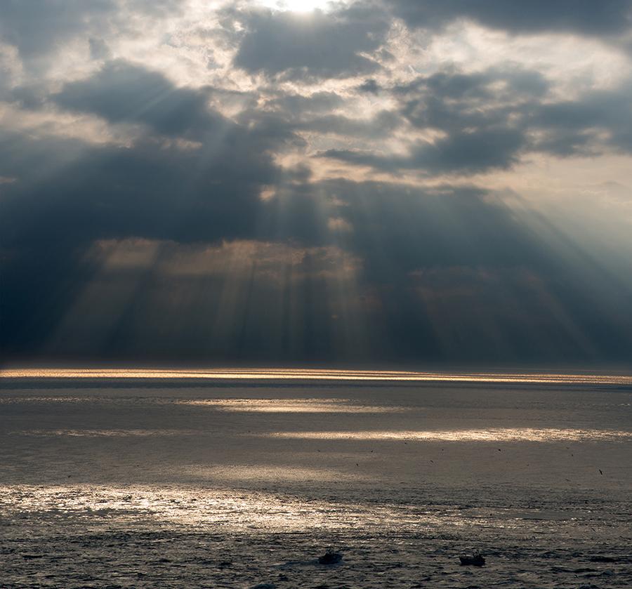 Pêche dans une dentelle de lumière.jpg
